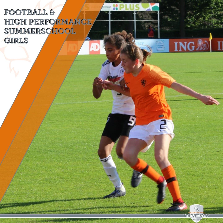 Football & High Performance Summer School Girls