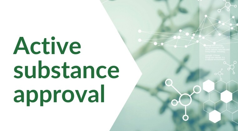 AgroTraining Group training course - Active Substance Approval