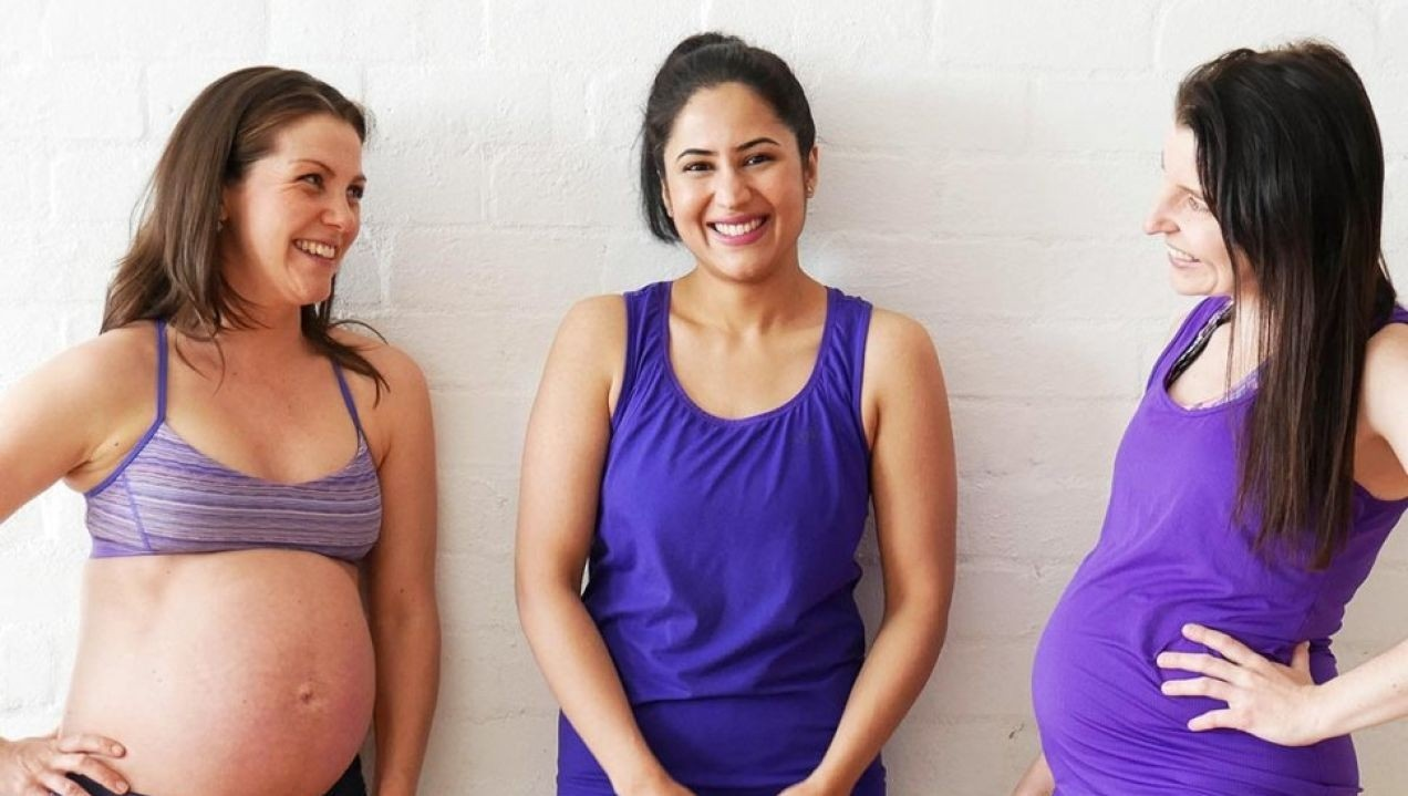 Best Pregnancy Workouts At Home