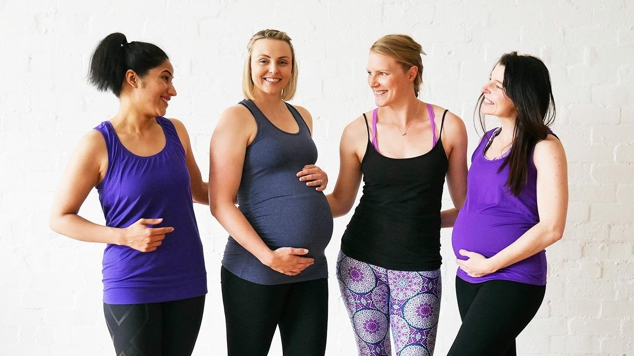 Postnatal exercises, PregActive Method and Fitness Workouts to make you feel amazing as you bloom into being a strong mom with lots of energy