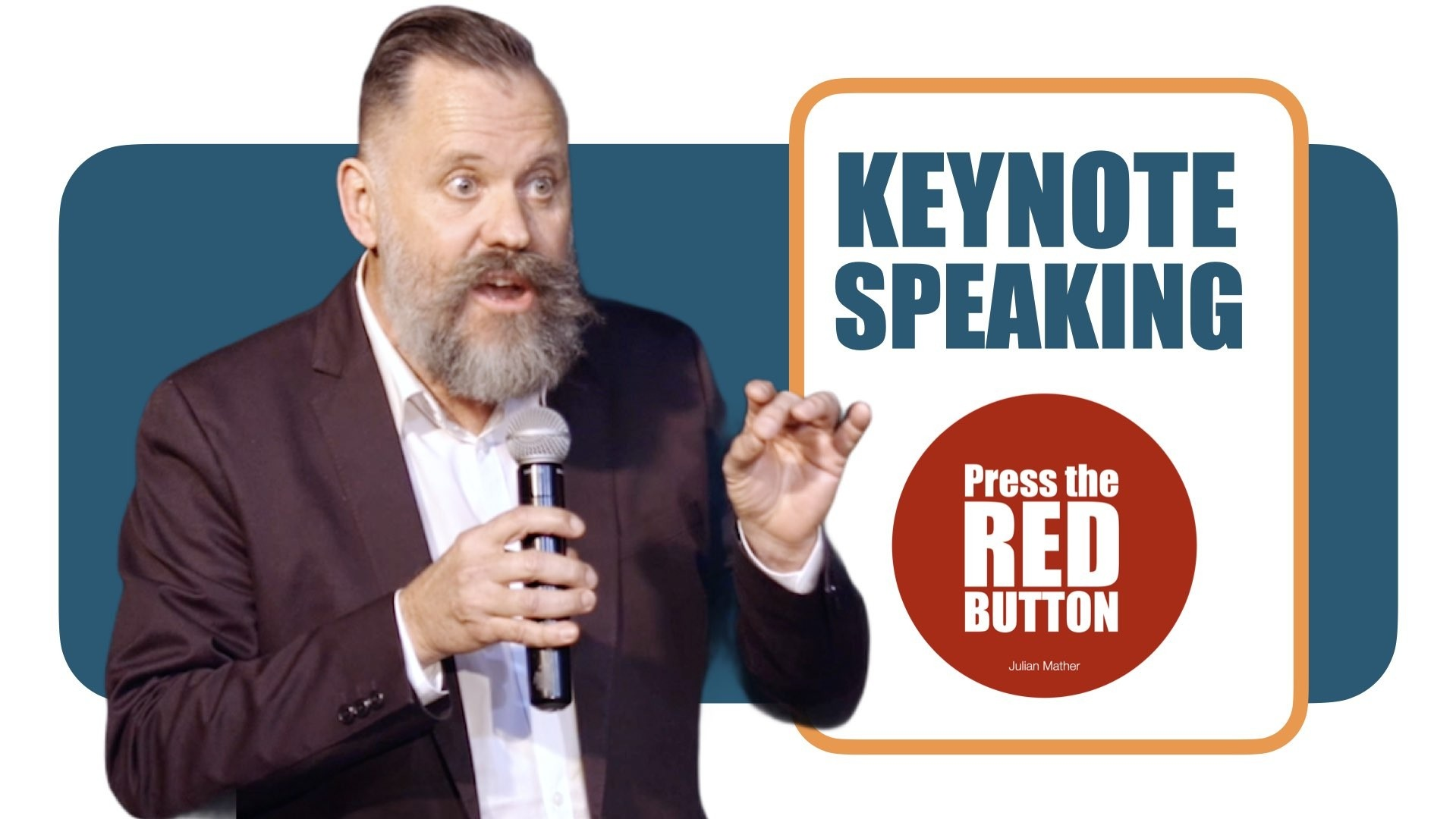 Julian Mather is a Live and Virtual Keynote Speaker & Conference Speaker on Digital Shift to Video
