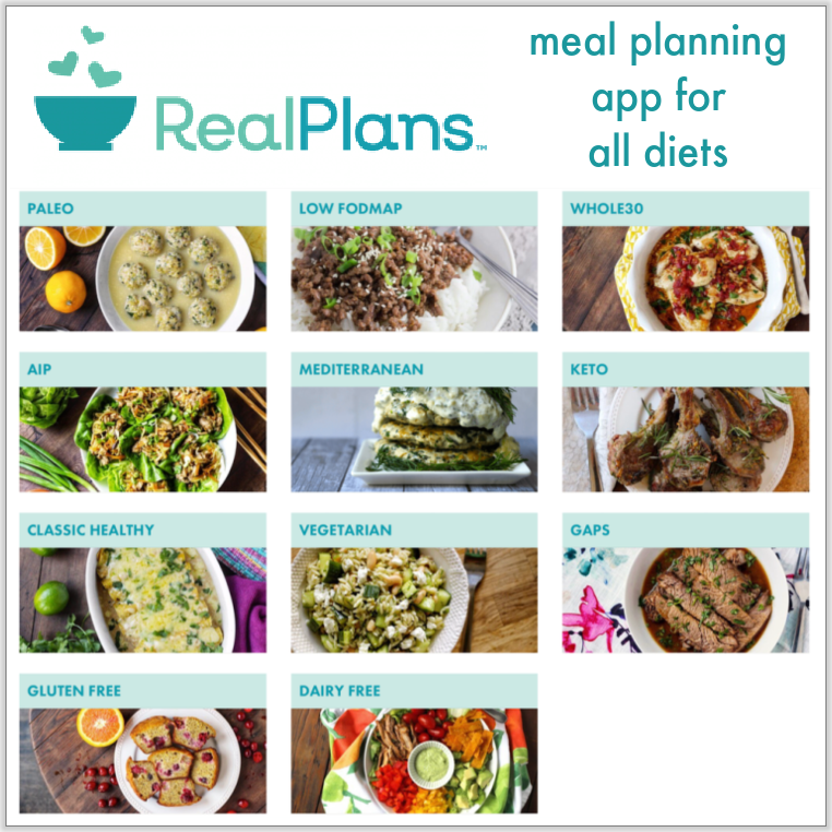 online display of real plans meal planning app for all diets
