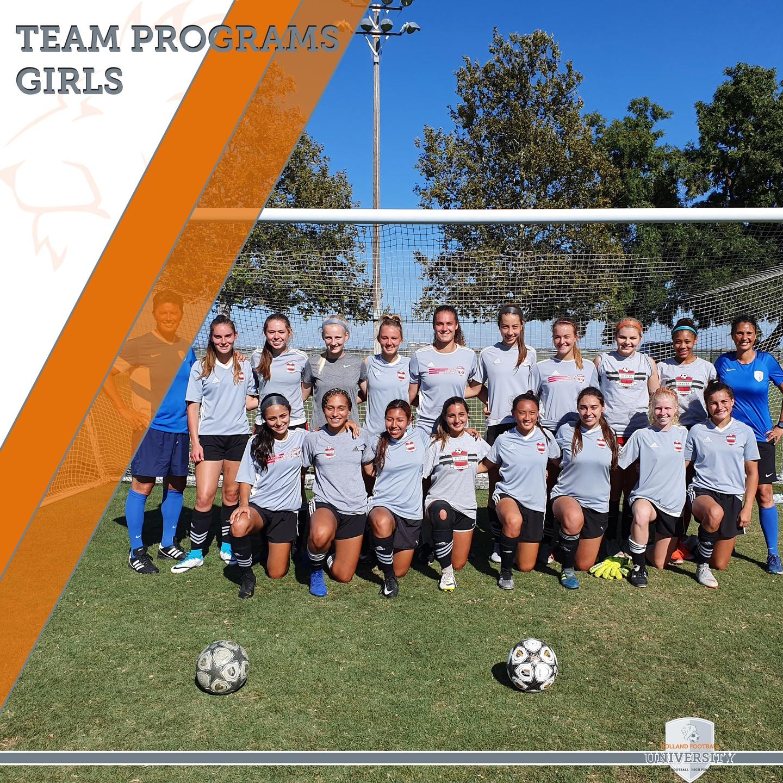 Team Programs Girls - Holland Football University