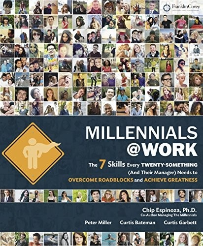 Millennials Who Manage book cover