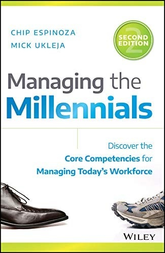 Managing the Millennials book cover