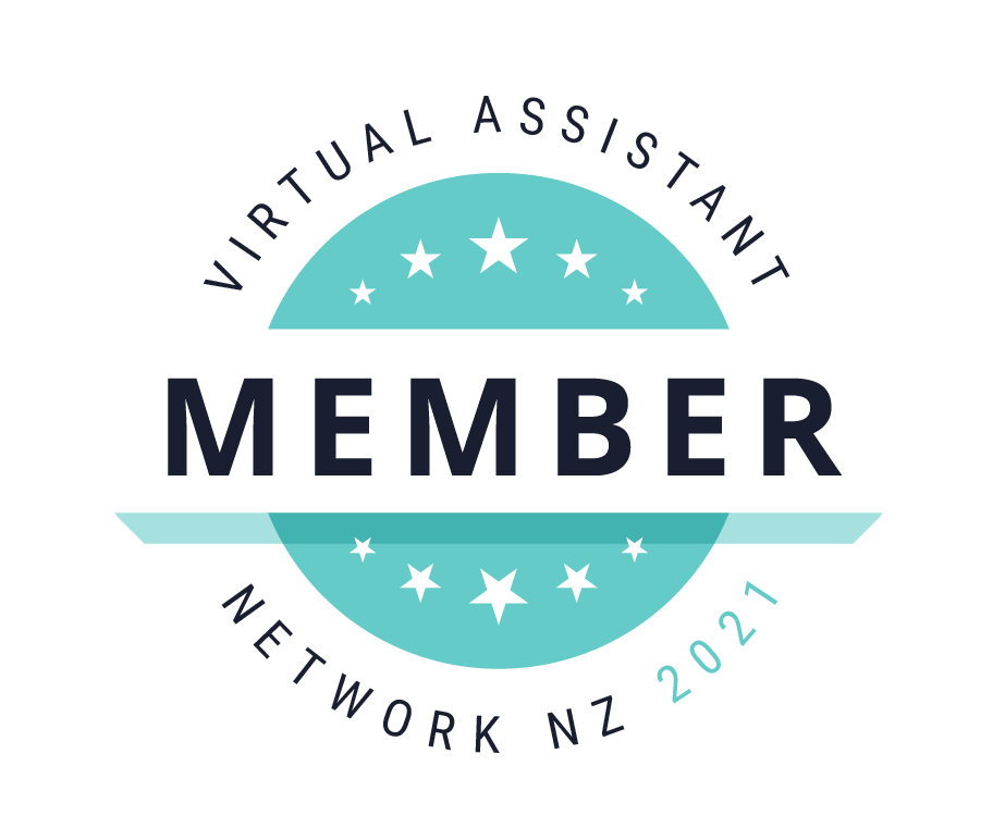 Member of the NZ Virtual Assistant Network