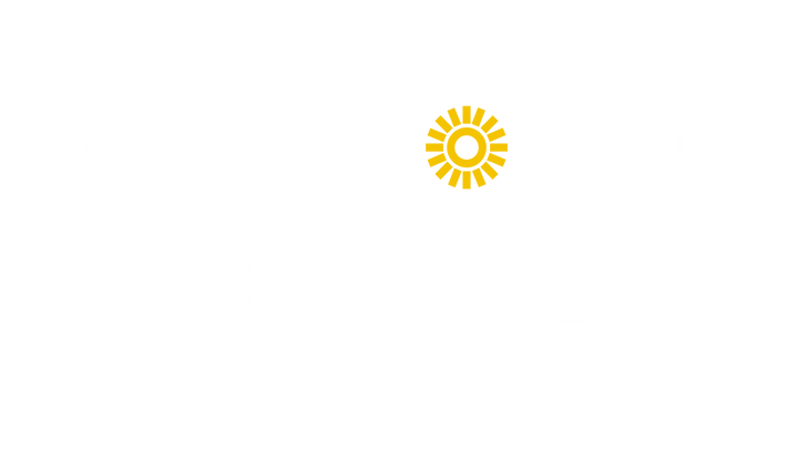 Movement Genius Logo with sun in between the words movement and genius. Membership Login.