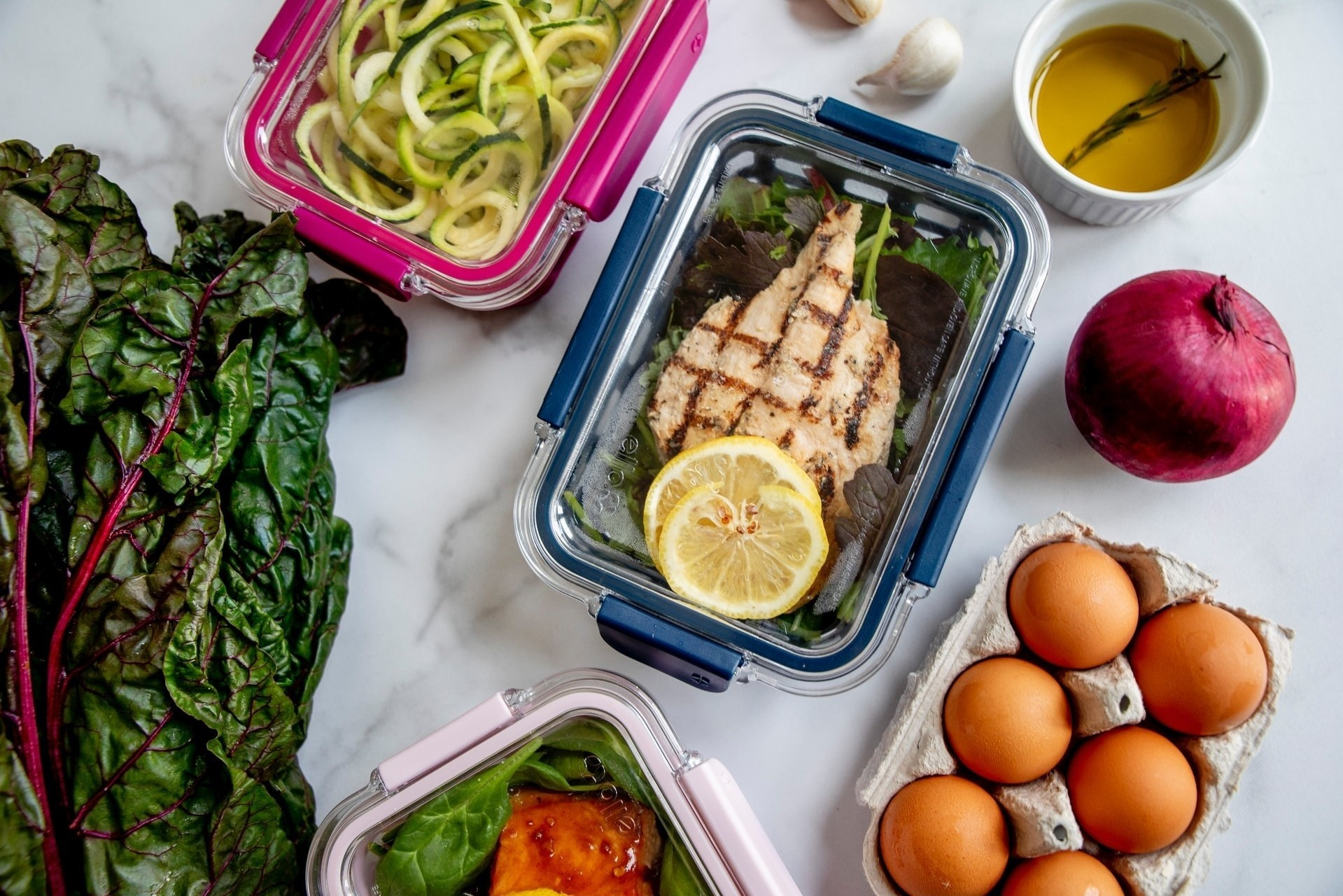 Free Meal Prep Guide