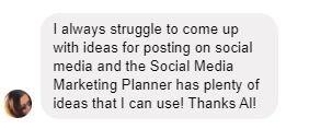 Social Media Marketing Planner Tool for Chefs