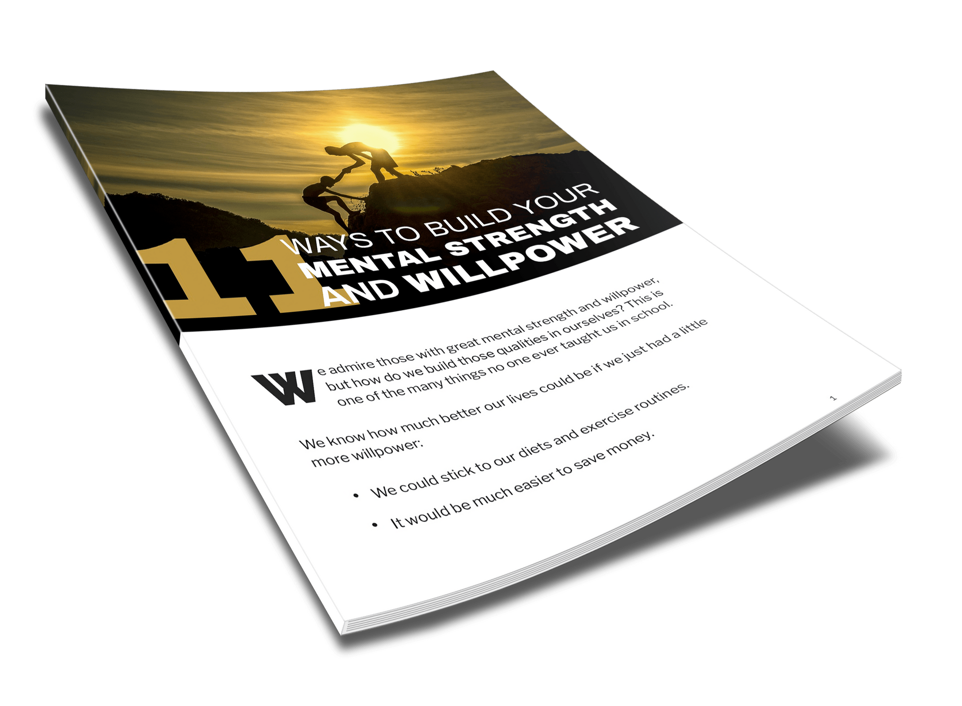 eBook: 11 Ways to Buil