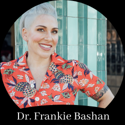 Dr Frankie Bashan