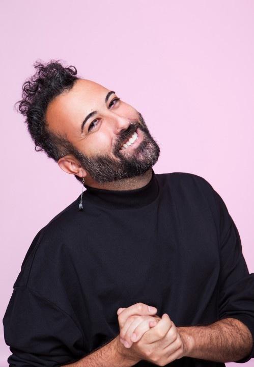 Barry Brandon - Queer Indigo