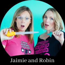 Jaimie and Robin