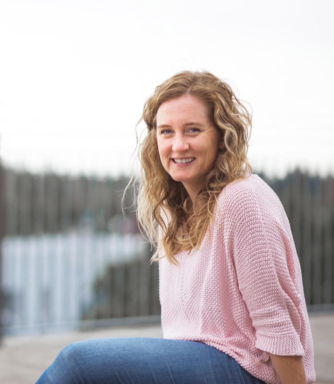 Christine Decary Headshot - DayDreaming