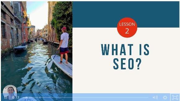 SEO for Tour Operators, video SEO lessons, SEO for Tour Companies