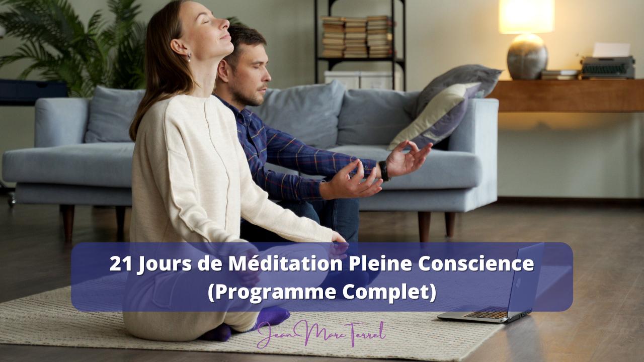 ebook méditation pleine conscience