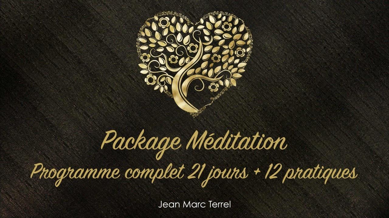 Package Méditation Pleine Conscience
