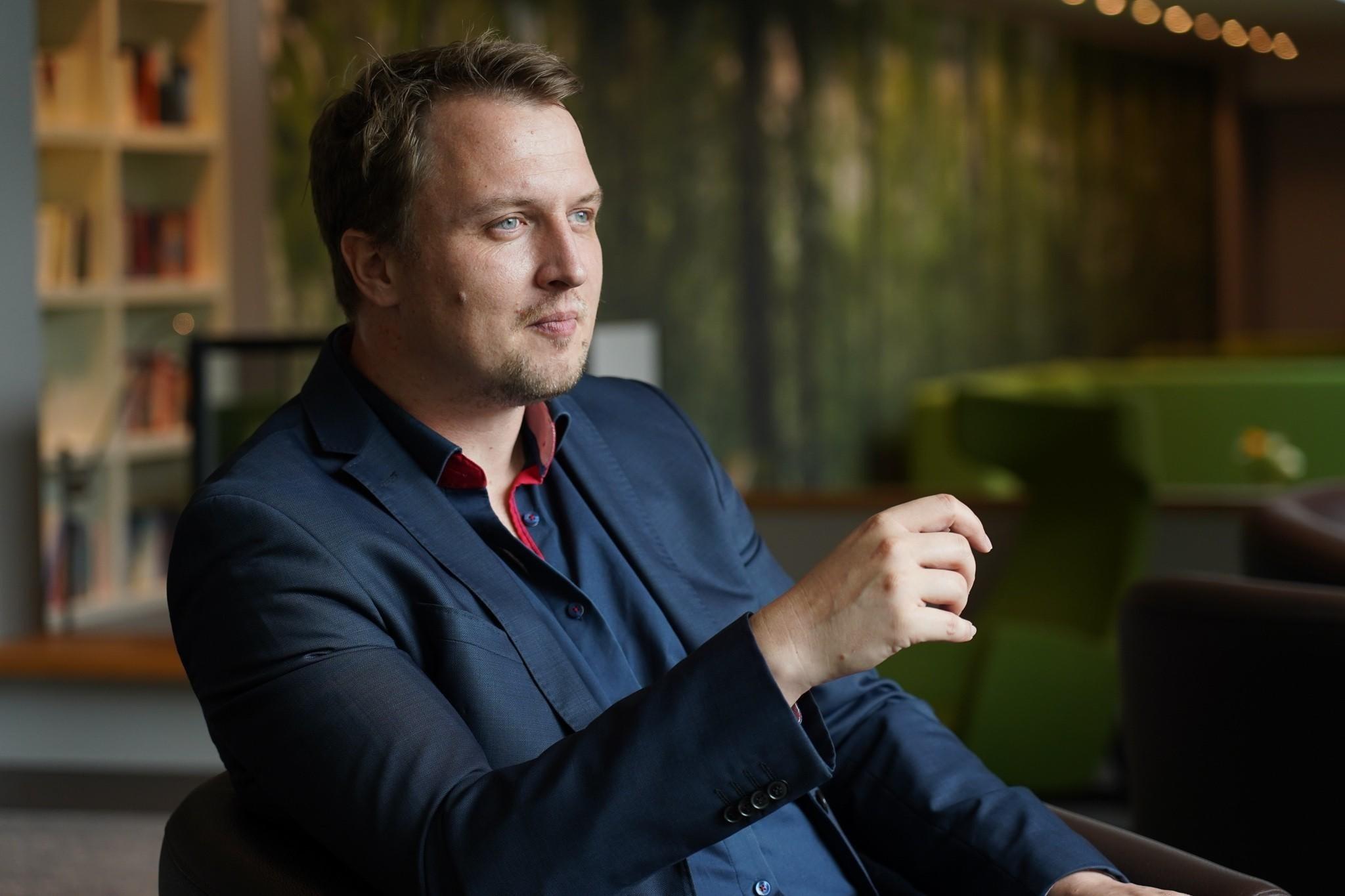 Marco Schottke - Serienunternehmer und Co Founder der Otaja GmbH