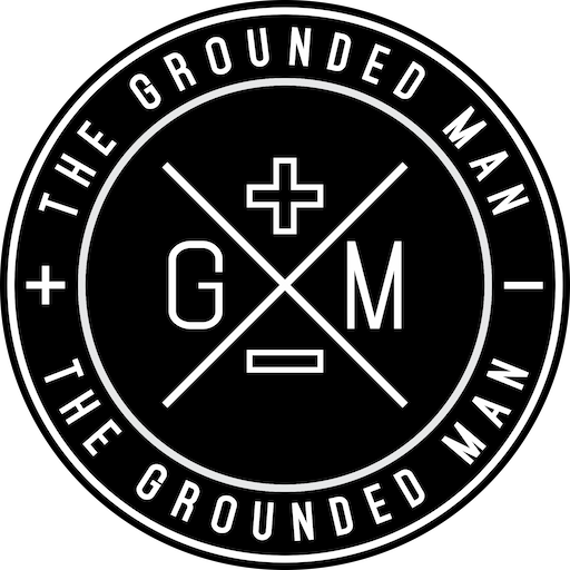 The Grounded Man Logo