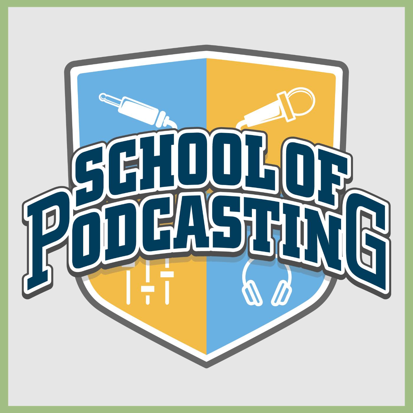 School of Podcasting cover for Viva La Flora Live Podcast