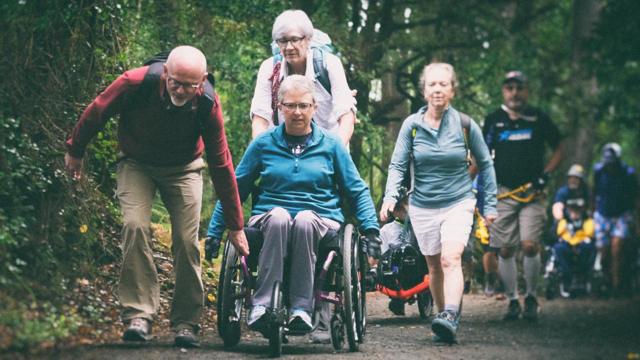 I'll Push You — Accessible Camino Group Trip