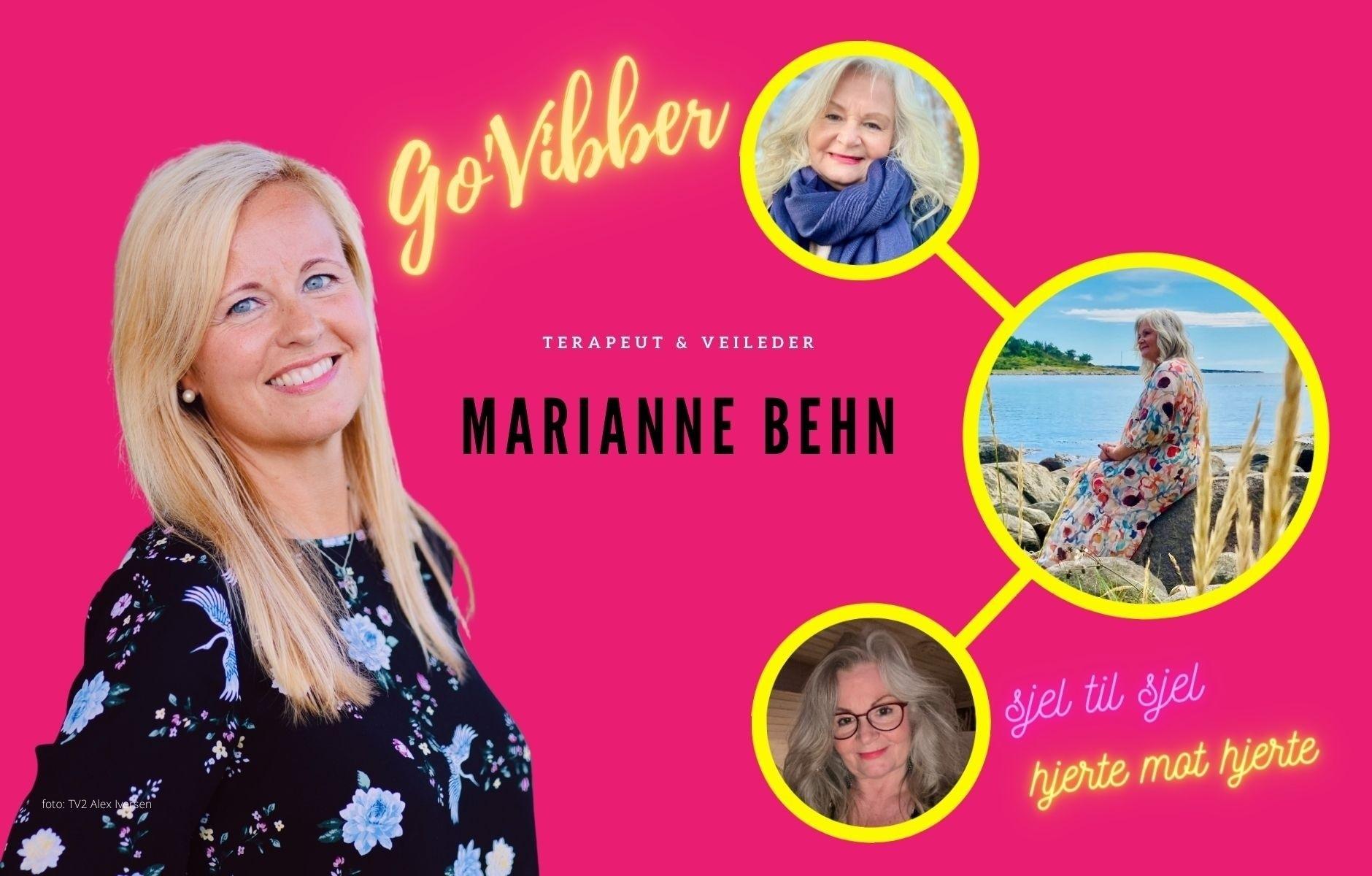 Hva tenker Marianne Behn om livets reise, den andre siden og bortgangen til sønnen Ari?