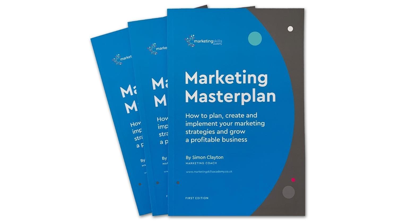 Marketing Masterplan PDF