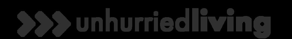 Unhurried Living Logo