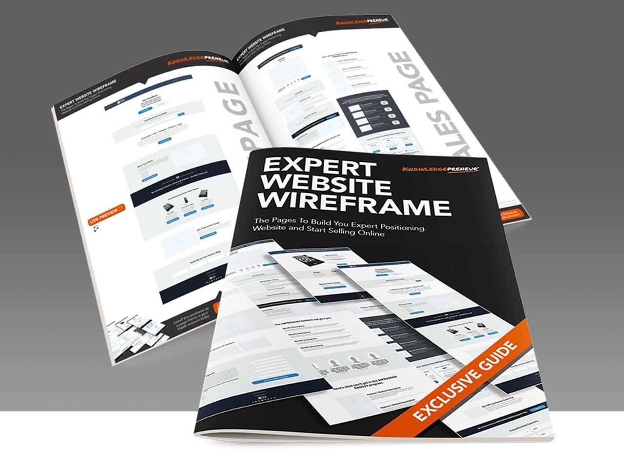 Knowledgepreneur® Expert Website Guide