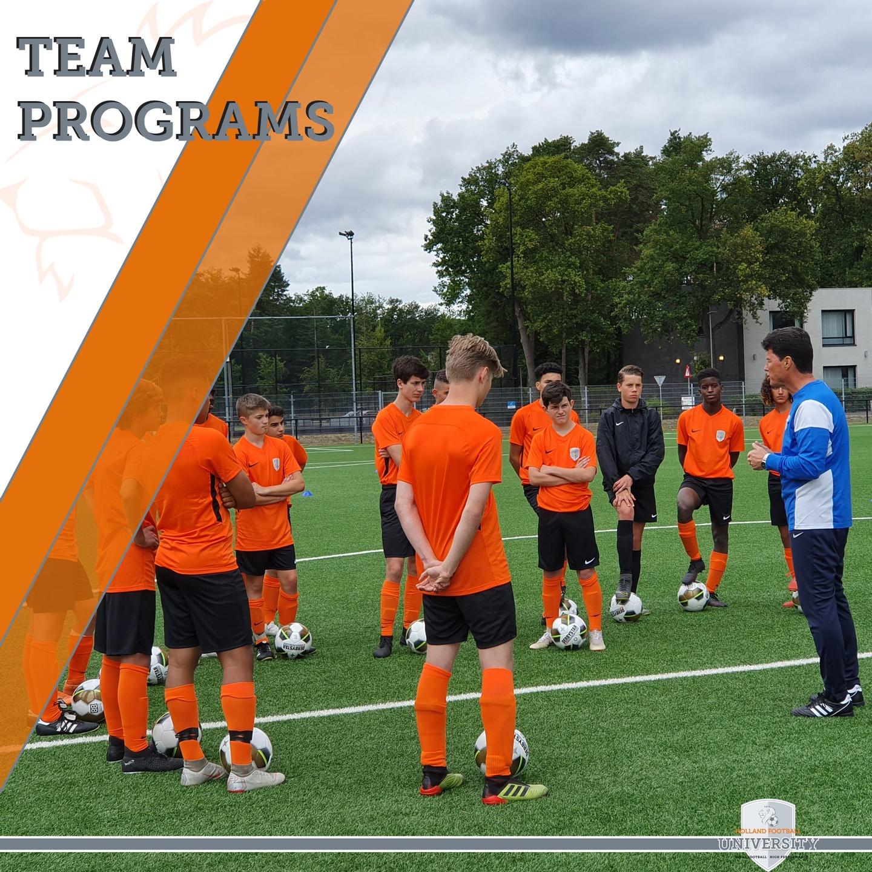 Team Programs Boys - Holland Football University