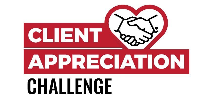 2021 Client Appreciation Week Challenge