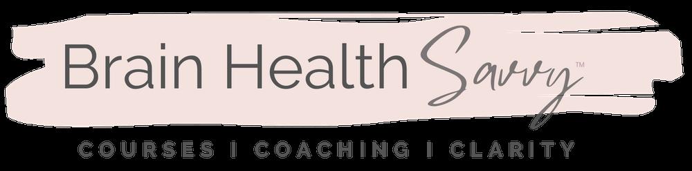Brain Health Savvy Logo