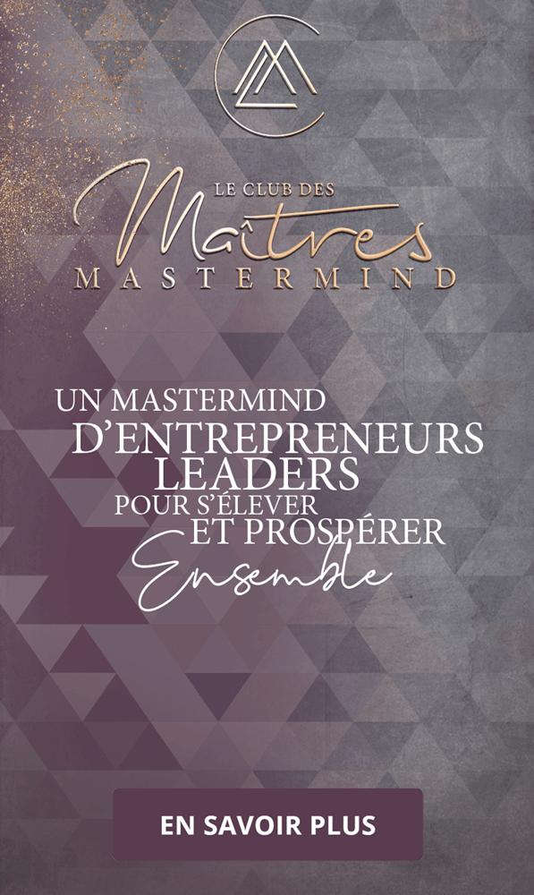 Le club des maîtres Mastermind