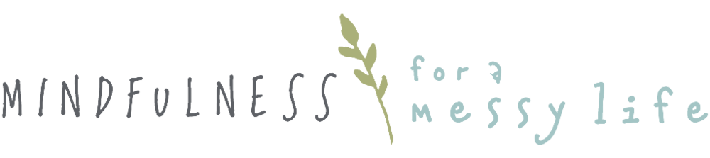 Minfulness for a Messy Life logo