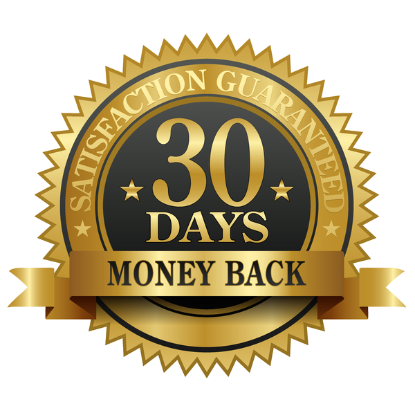 I Guarantee Results & Satisfaction - or Your Money Back!